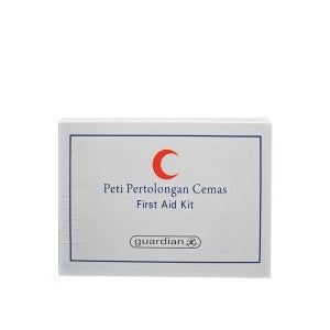 Guardian First Aid Box PVC 17x13cm