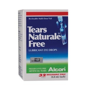 ALCON Tears Naturale Free 0.8ml 32s