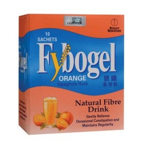 Fybogel Orange Sachet 10s