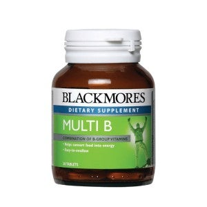 Blackmores Multi B 30 Tablets