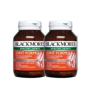 **Blackmores Joint Formula with Glucosamine & Chondroitin 60 Tablets Pack-Of-2