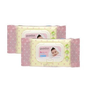Guardian Baby Wipes Chamomile 2 x 90s