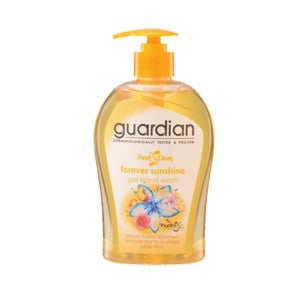 Guardian Fresh Clean Forever Sunshine Gel Hand Wash 500ml