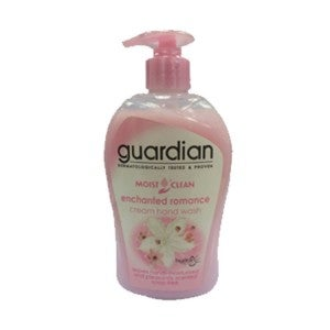 Guardian Moist Enchanted Romance Cream Hand Wash 500ml