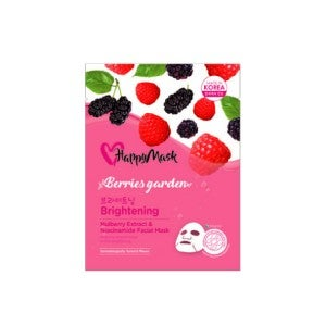 Happy Mask Berries Mulberry Face Mask 1's