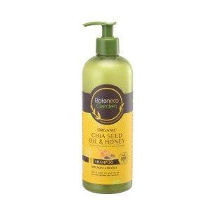 Botaneco Garden Organic Chia Seed & Honey Hair Shampoo 500ml