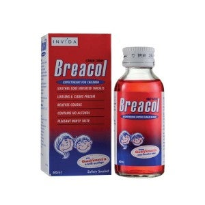 Breacol Expectorant For Children 60ml