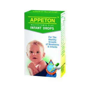 Appeton Multivitamin Plus Infant Drop 30ml