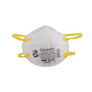 3M N95 Particulate Respirator 8210 1s
