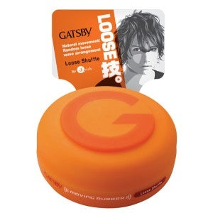 GATSBY Moving Rubber Loose Shuffle 80g