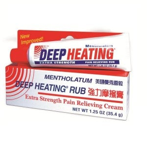 Deep Heating Pain Relieving Rub Extra Strength 94g