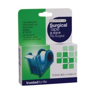 Guardian Surgical Tape 12.5mm x 4.55m