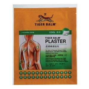 Tiger Balm Plaster Cool 2s S