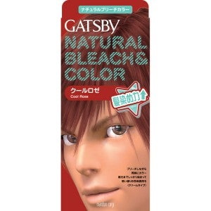GATSBY Natural Bleach & Color Cool Rose