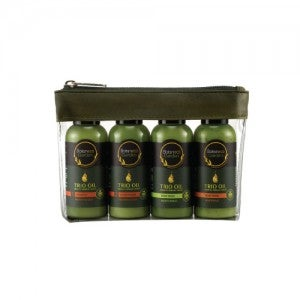 Botaneco Garden Trio Oil Travel Set