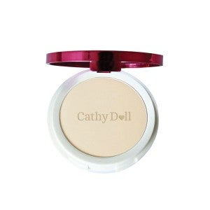 Cathy Doll Speed White Powder Pact SPF40PA+++  21 Light Beige