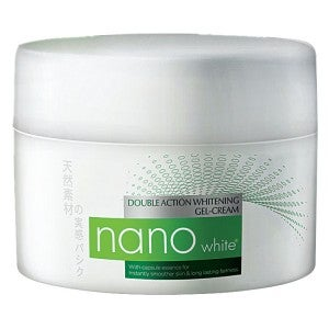 Nanowhite Double Action Whitening Gel Cream 40ml