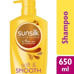 Sunsilk Shampoo Nourishing 650ml