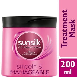 Sunsilk Treatment Silky Smooth 200ml