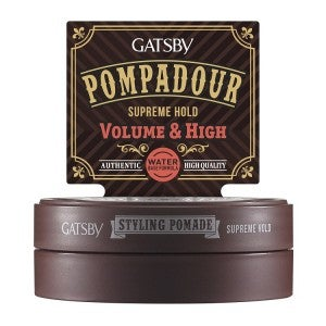 Gatsby Hair Styling Pomade Supreme Hold