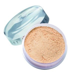 SilkyGirl Shine-Free Loose Powder 02 Natural Medium