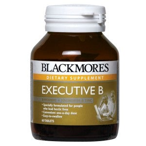 **Blackmores Executive B 60 Tablets