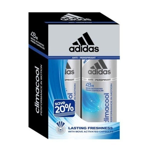 check out b77d2 af4b4 Adidas Climacool Anti-Perspirant Spray for Him 150ml Pack-of ...
